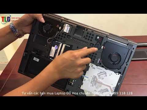 Cách Kiểm Tra Laptop Đồ Hoạ PRECISION M4800 Còn Zin Hay Không