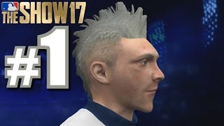 I'M A PITCHER! | MLB The Show 17 | Road to the Show #1