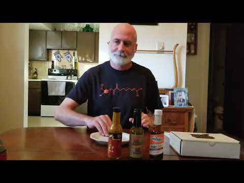 Last Dab XXX review with a Paqui One Chip Twist Challenge?