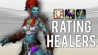 BEST HEALERS IN BFA? Ranking 8.1.5 Healers - WoW: Battle For Azeroth 8.1
