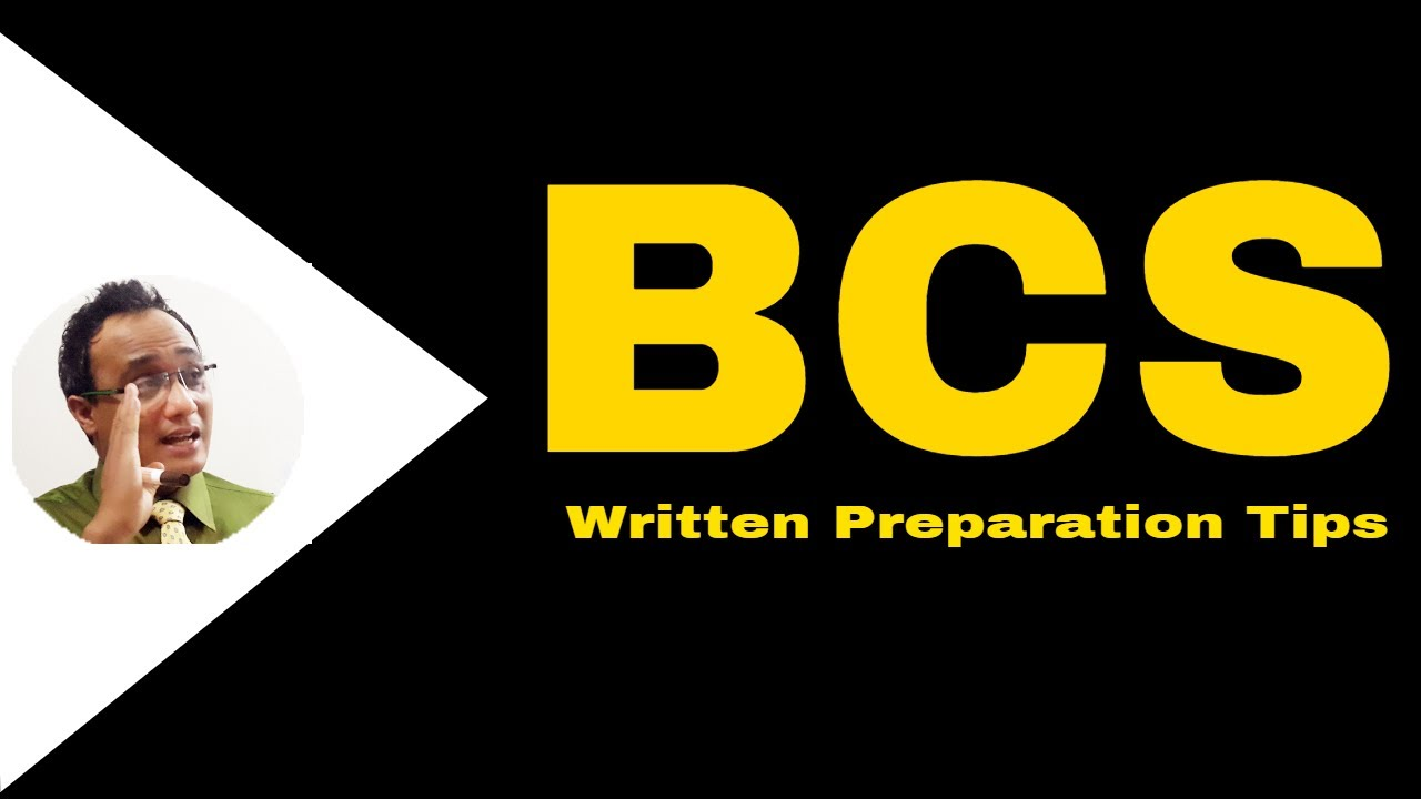 bcs written english tutorial ii bcs written syllabus preparation