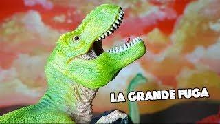La Grande Fuga [Il Parco dei Dinosauri - Episodio Finale]