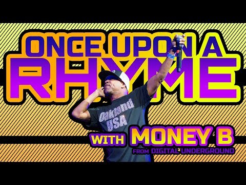 Money B (Digital Underground) - Once Upon A Rhyme | BREALTV