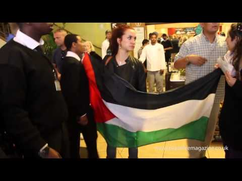 Mystery BDS shopping activism