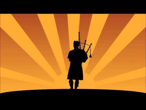 Uplifting Emotional Celtic Bagpipe Music - Mario Rossa - Holidays
