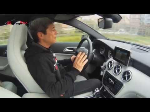Mercedes Classe A 200 CDI Sport - 2012 - Prova su Strada (GTV 2.09)