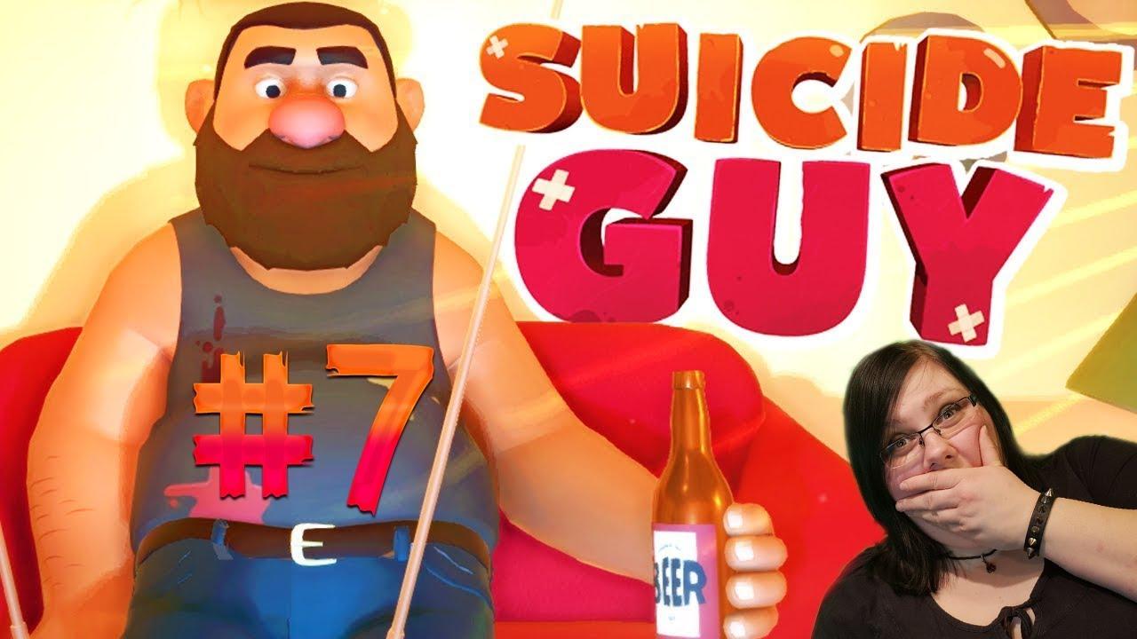To już jest koniec! Suicide Guy #7 | Madzia