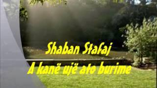 shaban stafaj a kan uj ato burime