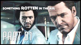 Max Payne 3 PC |Hard| 100% Walkthrough 01 (Something Rotten in the Air)