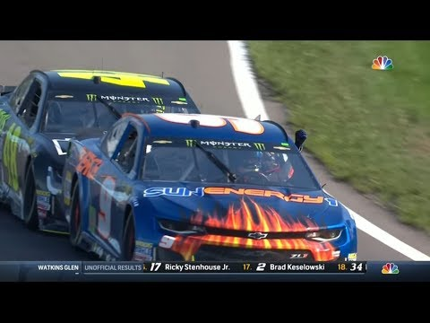 Chase Elliott\'s First Career Cup Win (2018 Watkins Glen)