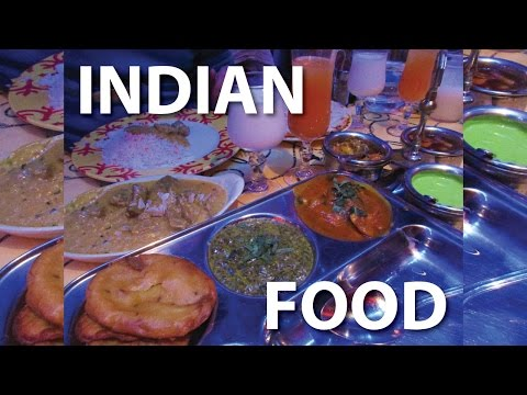 Indian Restaurant in Paris, France