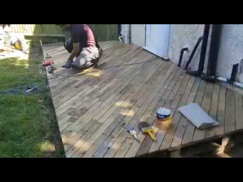how to paint pallet patio diy videos