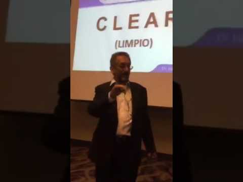 Edmundo Velasco en Periscope - Iniciando el Curso CLEAR Desde Lima Perú