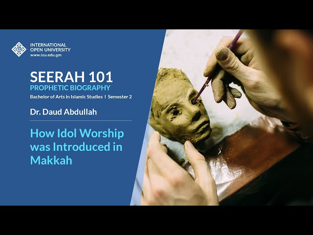 How Idol Worship was Introduced in Makkah - Seerah 101