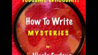 Youdunit Whodunit! How to Write Mysteries