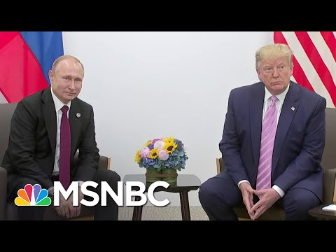 Samantha Power: 'Putin Was Denied' Interfering In The 2020 Election   The Last Word   MSNBC