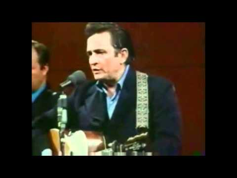 Johnny Cash - Peace in the Valley - Live at San Quentin (Good Sound Quality)