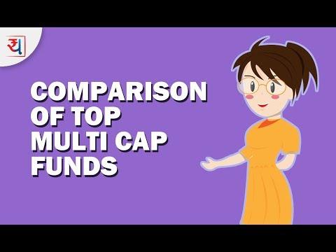 Comparison of Multi Cap Funds | Best Multi Cap Funds Comparison | Best Mutual Funds for 2017