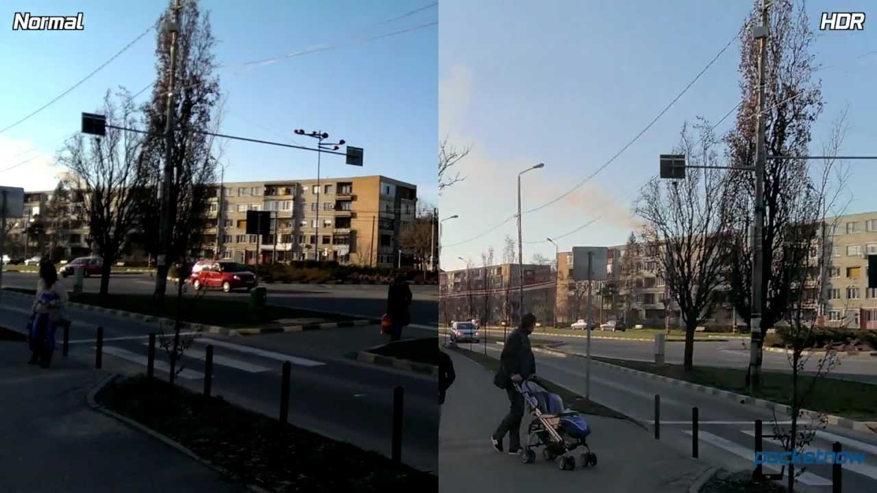 Pubg Hdr Vs No Hdr: HTC One HDR Vs Normal Video