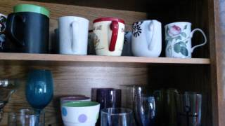 How I organized my daily use mugs and tumblers in the cabinet Thumbnail