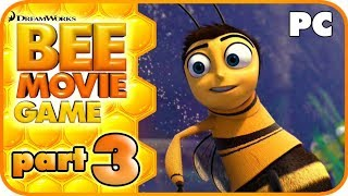 Bee Movie Game Walkthrough Part 3 (PC, PS2, X360) No Commentary