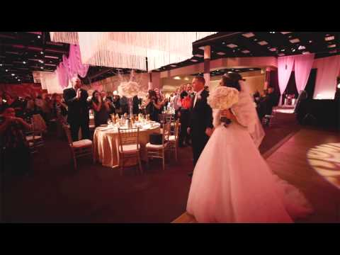RSVP Event Design Wedding Decor Time-lapse at TCU Place in Saskatoon