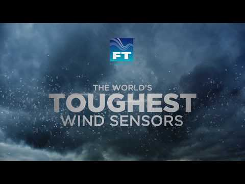 The World's Toughest Wind Sensors - FT Technologies