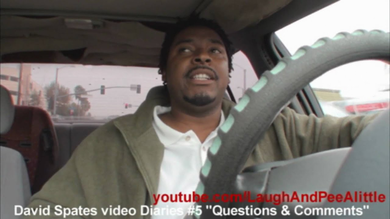 Download Questions & Comments 📕 David Spates Video Diary #5