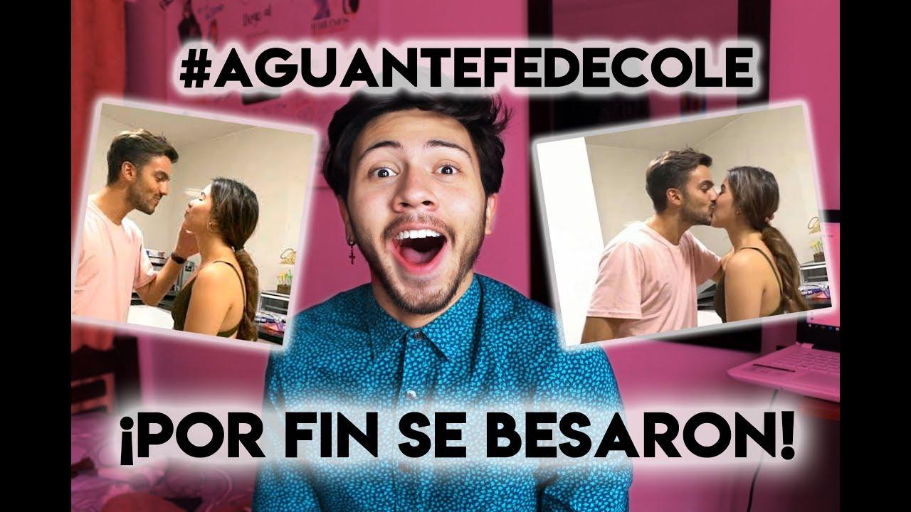 Fedecole Fedecole: REACCIÓN AL BESO DE FEDECOLE