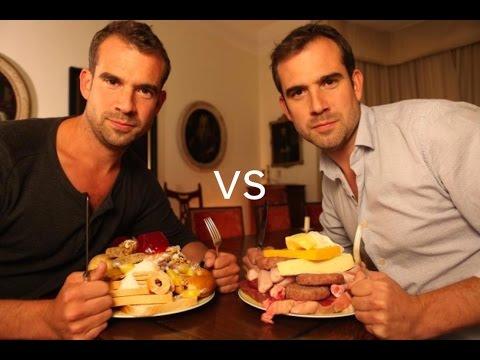 high fat vs high carb diet