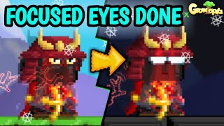 GETTING FOCUSED EYES IN 10 MINUTES 🤑 | Growtopia