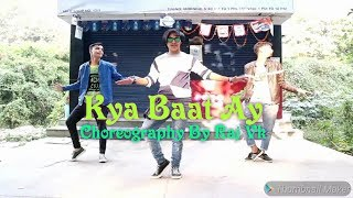 Kya Baat Ay - Harrdu Sandhu Dance Choreography By Raj Vk