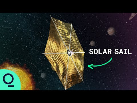 How Solar Sails Are Remaking Space Exploration