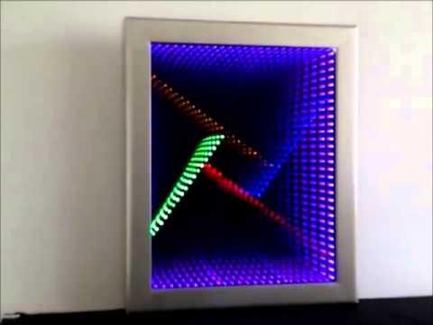 Music Synchronize Infinity Mirror