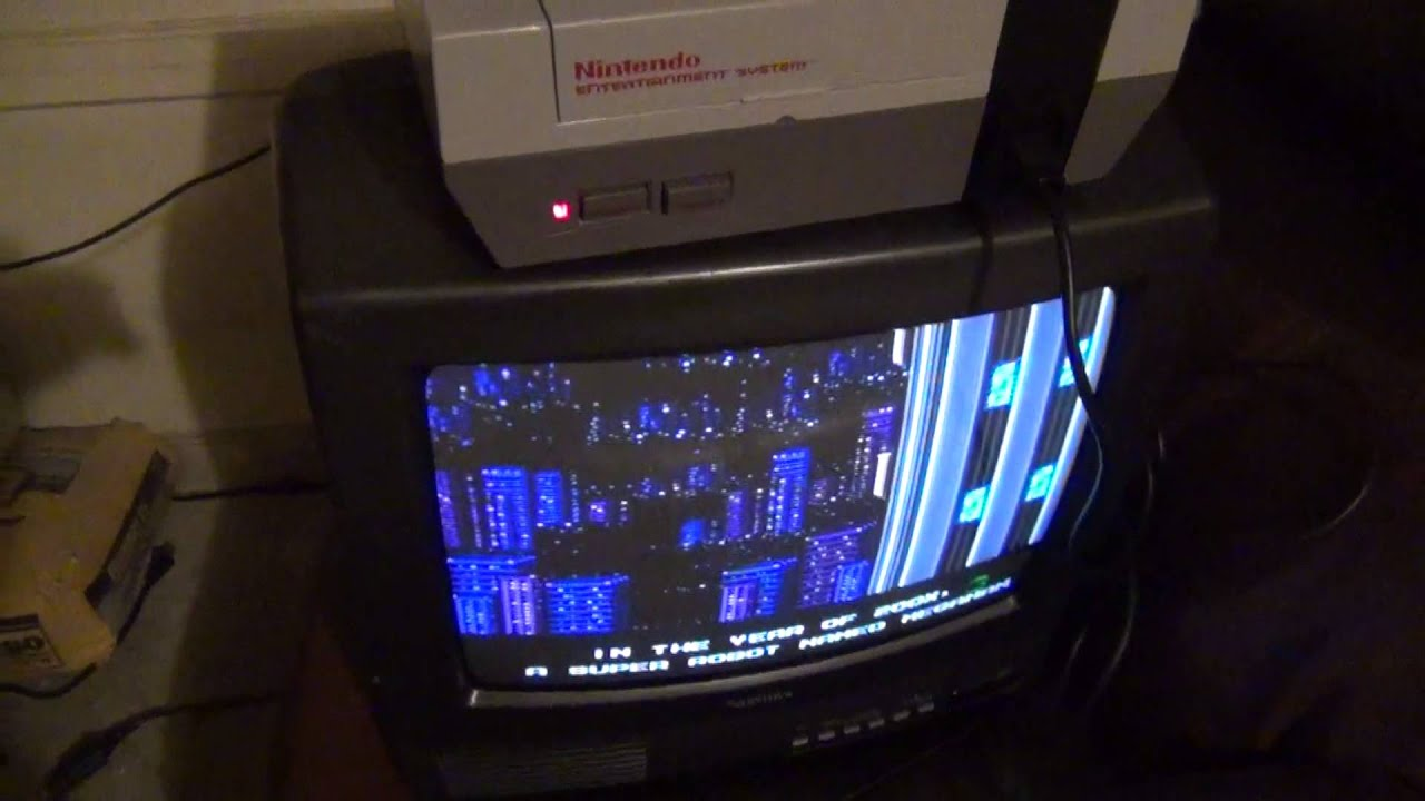 A Low-end Toshiba Tv From 1992