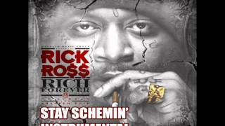 Download Rick Ross - Stay Schemin Instrumental + DOWNLOAD MP3 song and Music Video