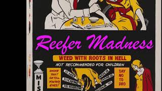 Gambar cover 1. Fruit For Thought - G.a. Noir  REEFER MADNESS
