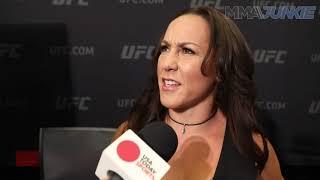 UFC 241: Jodie Esquibel full pre-fight interview