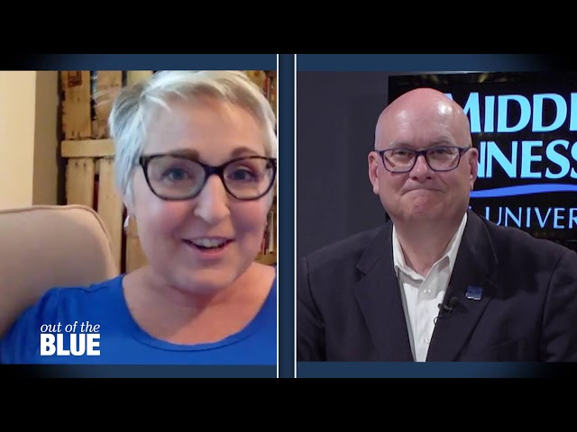 Out of the Blue: Jennifer Kates and MTSU Write (June 2020)