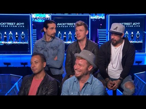 Backstreet Boys keep it fresh with new Vegas show