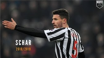 Fabian Schär | Skills & Goals 18/19