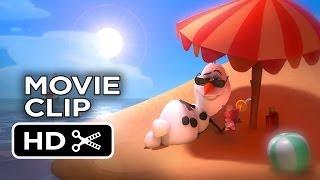 Frozen Movie CLIP - Olaf