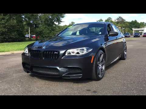 2015 BMW M5 - Singapore Gray - 6 Speed Manual - Exterior