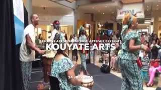 Kouyate Arts | Bellevue Art Museum (BAM) ARTSfair 07.24.15