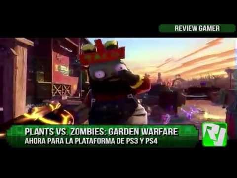 RJUGADOS REVIEW GAMER - METRO: REDUX - PLANTS VS ZOMBIES: GARDEN WARFARE