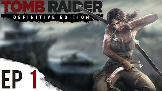Video de Tomb Raider Definitive Edition - Gameplay Español - Capitulo 1 - 1080p HD 60 FPS