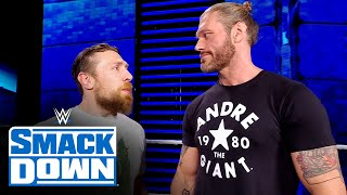 Tensions rise between Daniel Bryan and Edge: SmackDown, Feb. 26, 2021