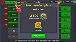 8 Ball pool now you can buy this coins by this app in description|& cash|