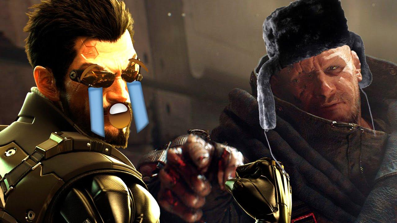 Vergessene Bekanntschaften Deus Ex
