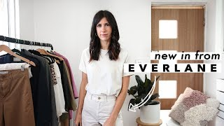 New in from Everlane: Try-On Haul and How to Style - March 2019 | Mademoiselle [AD]